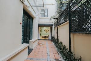 Indochine Flat 101- BBQ Garden (Hanoi Old Quarter), Apartmány  Hanoj - big - 26