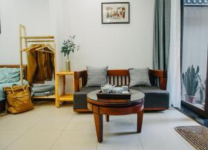Indochine Flat 101- BBQ Garden (Hanoi Old Quarter), Apartmány  Hanoj - big - 29