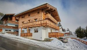 Lifestyle Chalet Reiterkogel by Easy Holiday, Chalets  Saalbach Hinterglemm - big - 1