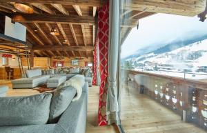 Lifestyle Chalet Reiterkogel by Easy Holiday, Chalets  Saalbach Hinterglemm - big - 14