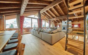 Lifestyle Chalet Reiterkogel by Easy Holiday, Chalets  Saalbach Hinterglemm - big - 16