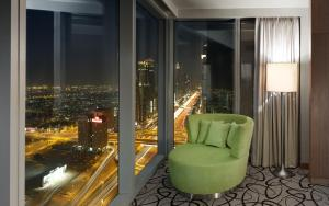 Opera King Suite with Club Access and Burj Khalifa View