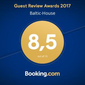 Baltic-House, Lodges  Gąski - big - 54