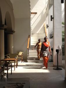 Villa Shanti, Hotels  Pondicherry - big - 24