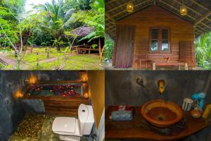 A Hotel Com Heaven Natural Tent And Tree House Family