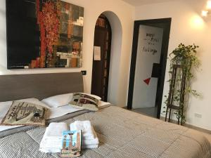 La Mansardina B&B, Bed & Breakfasts  Agrigent - big - 5