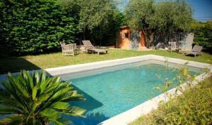 Le Clos Des Bourges, Prázdninové domy  Le Rouret - big - 1