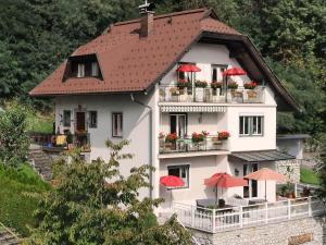 Villa Seeblick, Апартаменты  Мильстат - big - 34