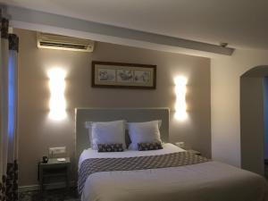 Hotel Du Pont Vieux, Hotely  Carcassonne - big - 35