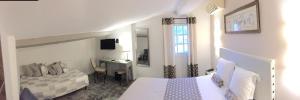 Hotel Du Pont Vieux, Hotely  Carcassonne - big - 36