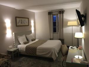 Hotel Du Pont Vieux, Hotely  Carcassonne - big - 38