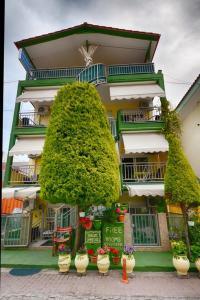 House Stella, Ferienwohnungen  Sarti - big - 62