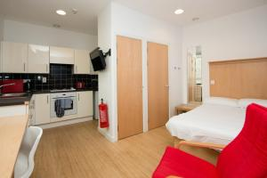 Destiny Student – Cowgate (Campus Accommodation), Хостелы  Эдинбург - big - 15