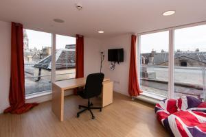 Destiny Student – Cowgate (Campus Accommodation), Хостелы  Эдинбург - big - 26