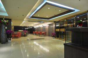 Goodness Plaza Hotel, Hotely  Taishan - big - 42