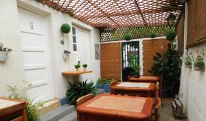 Hostal 7 Norte, Bed and Breakfasts  Viña del Mar - big - 9