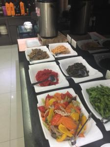 Goodness Plaza Hotel, Hotely  Taishan - big - 45