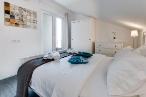 Apartments Jolara, Апартаменты  Мимице - big - 4