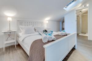 Apartments Jolara, Апартаменты  Мимице - big - 48