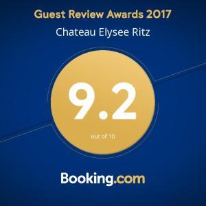 Chateau Elysee Ritz, Appartamenti  Manila - big - 10