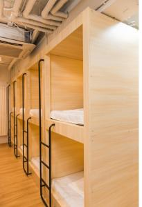 Bunk Bed in 12-Bed Male Dormitory Room