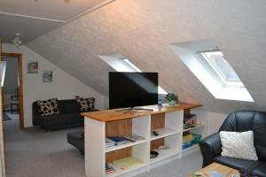 Eidernest, Apartmanok  Tönning - big - 5