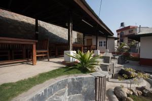 Earthkind Cottages, Мини-гостиницы  Bālāju - big - 26