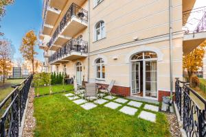 Apartamenty Sun & Snow Promenada, Apartmány  Świnoujście - big - 180