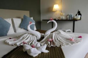 Rooms@krabi Guesthouse, Гостевые дома  Краби-таун - big - 10