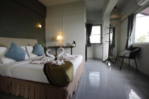 Rooms@krabi Guesthouse, Гостевые дома  Краби-таун - big - 11