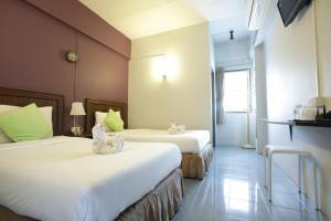 Rooms@krabi Guesthouse, Гостевые дома  Краби-таун - big - 16