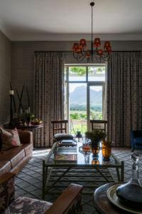 Cape Vue Country House, Pensionen  Franschhoek - big - 22