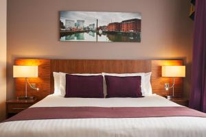 Heywood House Hotel, Hotel  Liverpool - big - 31