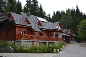 Appartement Chata Pohoda Pribylina Slowakei