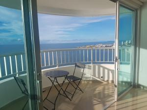 Apartamento en cartagena con vista al Mar /MakroTours, Апартаменты  Картахена - big - 4