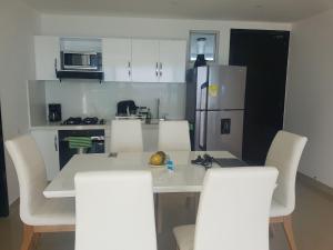 Apartamento en cartagena con vista al Mar /MakroTours, Apartments  Cartagena de Indias - big - 4