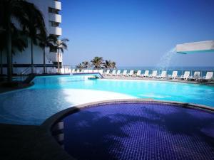 Apartamento en cartagena con vista al Mar /MakroTours, Apartments  Cartagena de Indias - big - 2