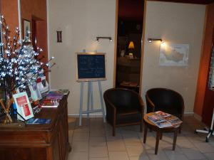 Le Relais Vauban, Hotels  Abbeville - big - 25