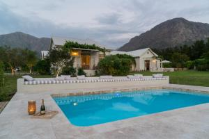 Cape Vue Country House, Affittacamere  Franschhoek - big - 17