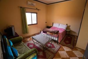 Residence Rosas, Pensionen  Ouarzazate - big - 11