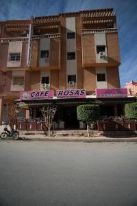 Residence Rosas, Pensionen  Ouarzazate - big - 27
