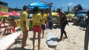 Waterman Brasil Surf Camp, Отели типа «постель и завтрак»  Флорианополис - big - 6