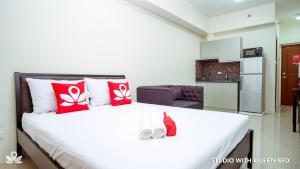 ZEN Home Beacon Makati, Ferienwohnungen  Manila - big - 18
