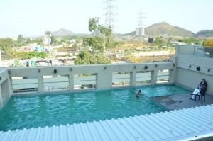 Orritel Convention Spa and Wedding Resort, Hotely  Pune - big - 23