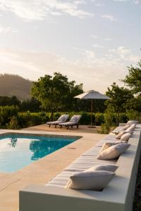 Cape Vue Country House, Affittacamere  Franschhoek - big - 14
