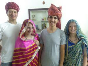 The Midas Guest House, Penzióny  Jaipur - big - 33