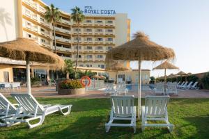 Royal Costa, Отели  Торремолинос - big - 30