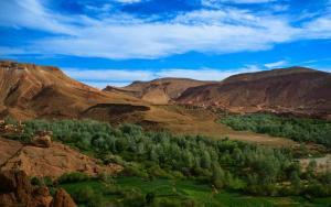Residence Rosas, Pensionen  Ouarzazate - big - 22
