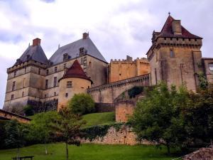 Maison De Vacances - Villefranche-Du-Périgord 7, Case vacanze  Villefranche-du-Périgord - big - 32