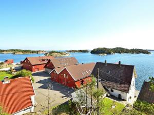 Holiday Home Ålo, Apartmanok  Søgne - big - 10
